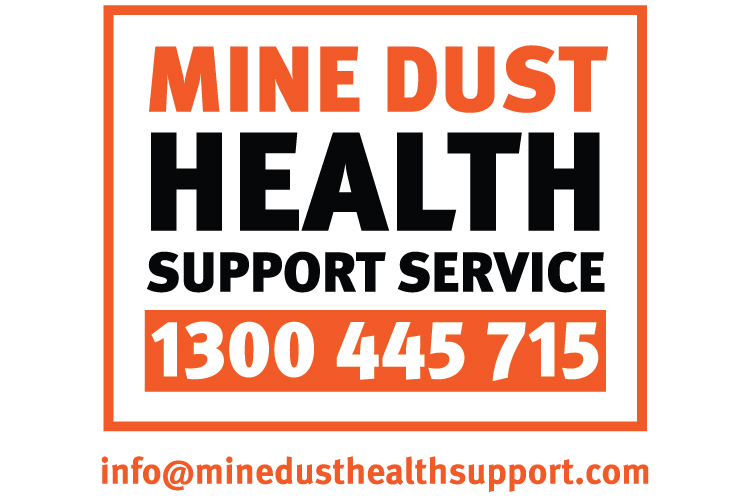 Mine Dust Health Support Service