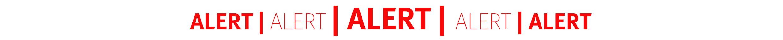 Alert Banner